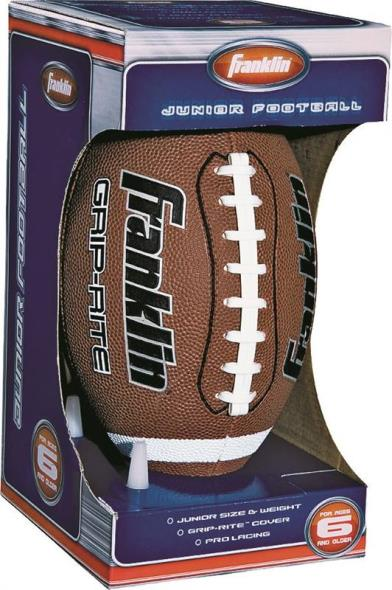Grip-Rite 5020 Football, Official, Synthetic Leather