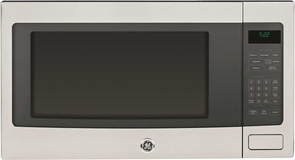 Only $442.45 GE PROFILE SERIES 2.2 CU. FT. COUNTERTOP MICROWAVE OVEN ...