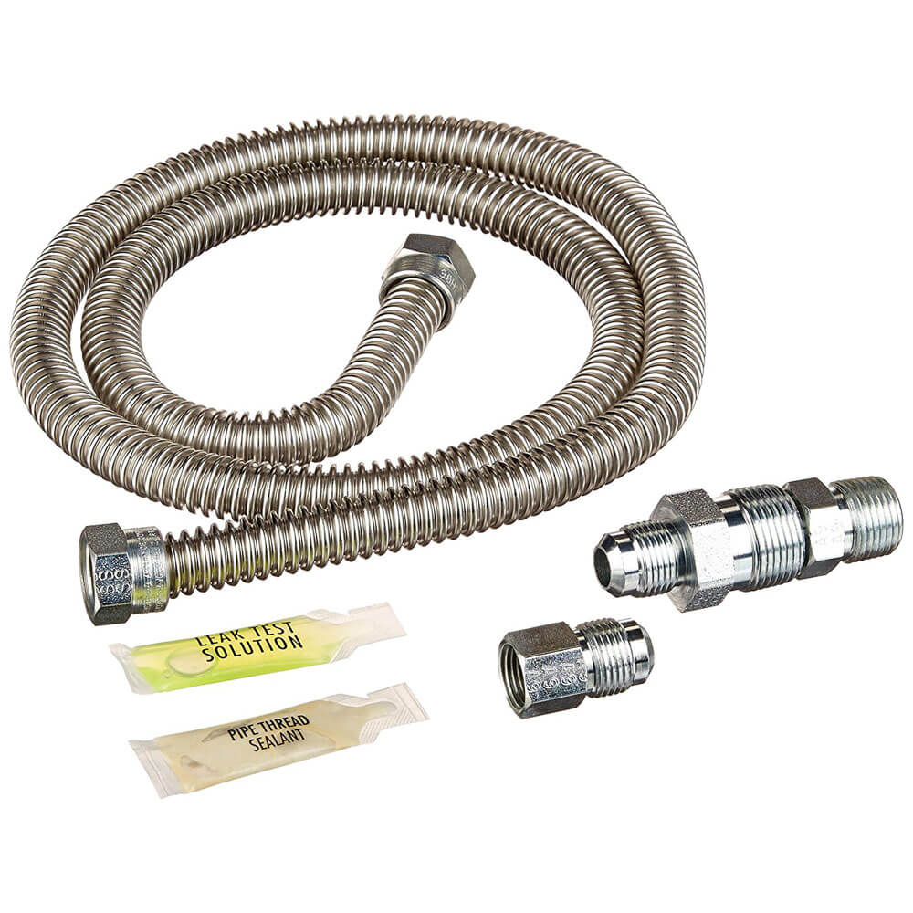 GE® 48 IN. UNIVERSAL GAS DRYER INSTALL KIT