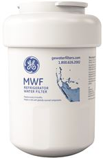 GE� MWF REFRIGERATOR WATER FILTER CARTRIDGE