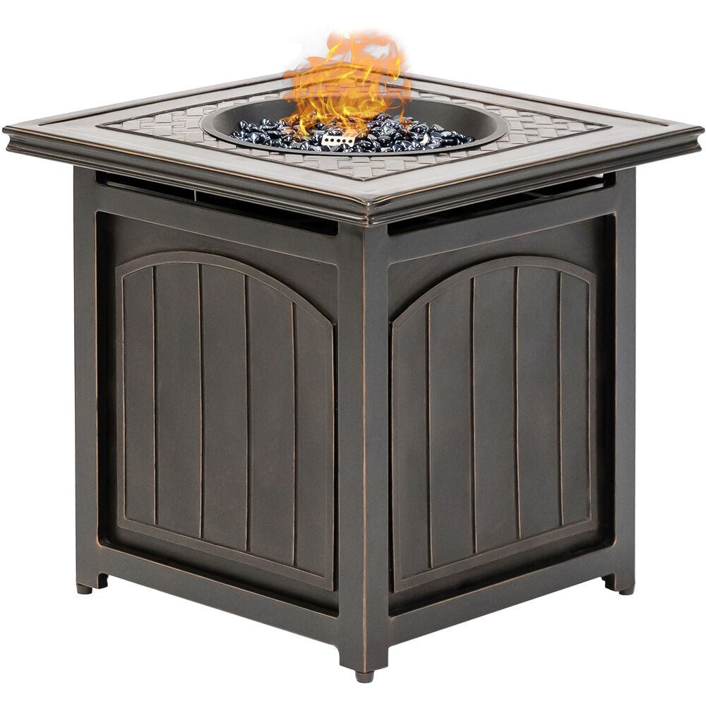 "Traditions 26"" Square Fire Pit"