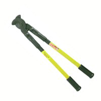 H.K. Porter 0290FCS Shear Cable Cutter, 25-1/2 in OAL, Forged Alloy Steel Jaw