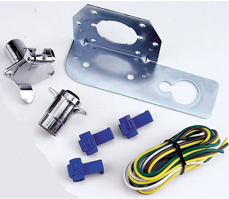 74611 4WAY CONNECTOR KIT