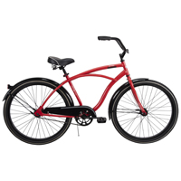 BIKE CRUISER STEEL FRAME MENS 26IN