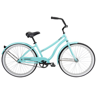 BIKE CRUISER ALUMINUM WOMEN 26IN