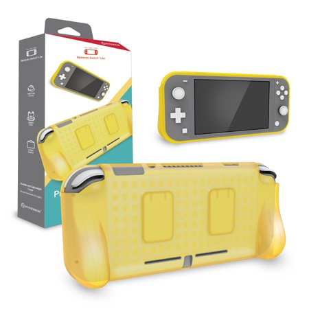 HYPERKIN M07418-YE PROTECTIVE TPU GRIP CASE FOR NINTENDO SWIT