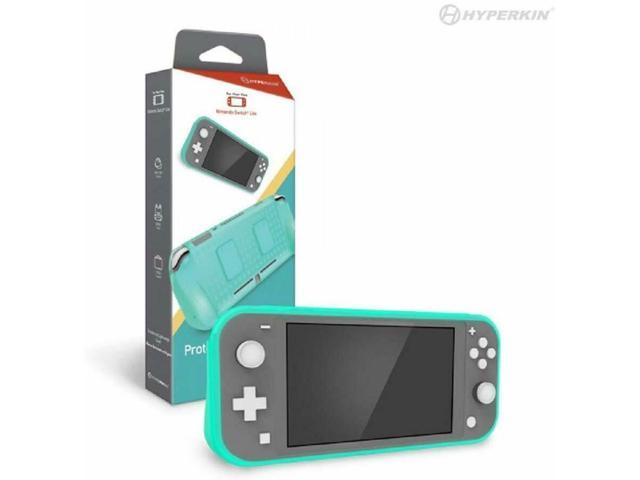 HYPERKIN M07418-TQ TURQUOISE PROTECTIVE TPU GRIP CASE FOR