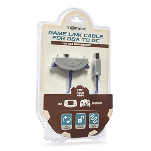 HYPERKIN M04662 TOMEE LINK CABLE FOR GBA TO GAMECUBE.