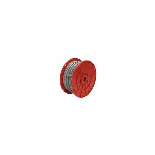 3/16 INCHES X 500 FEET 7X19 GALVANIZED CABLE