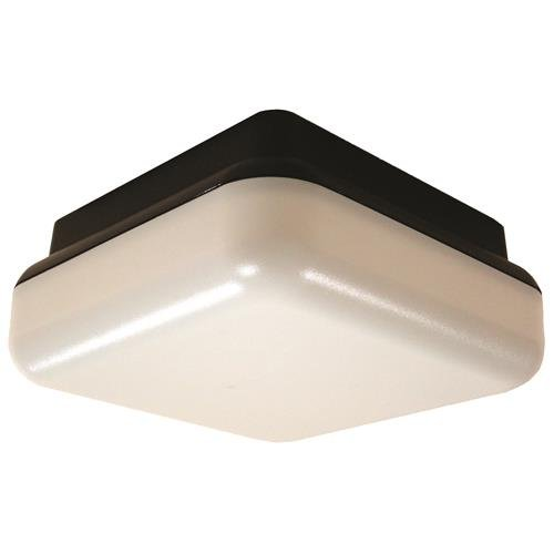 10 IN. SQUARE DUAL FIXTURE PL13 WITH TWO 13W LAMPS