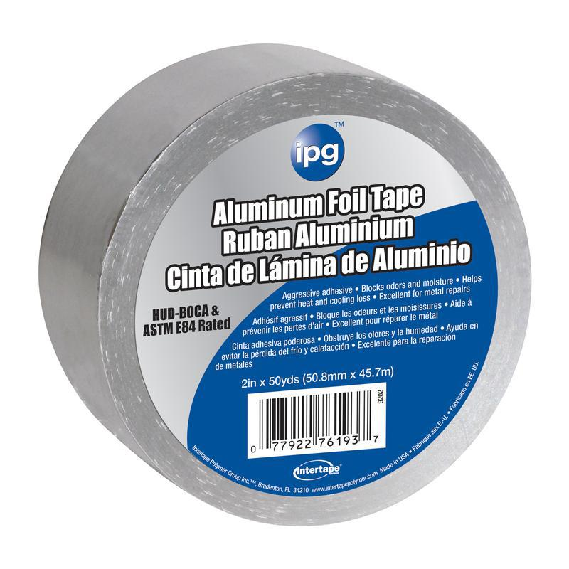 2X150 Ft. Aluminum Foil Tape