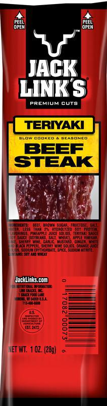 JACK LINK'S BEEF JERKY Products