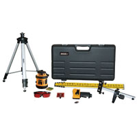 ROTARY LASER SELF LEVELING KIT