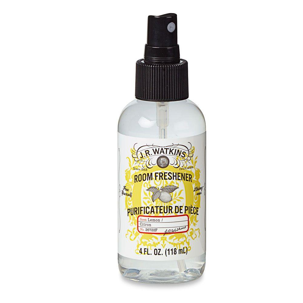 JR Watkins Room Freshener Lemon 4 Oz