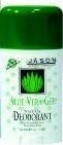 Jasons Aloe Vera Deodorant Stick (1x25 Oz)