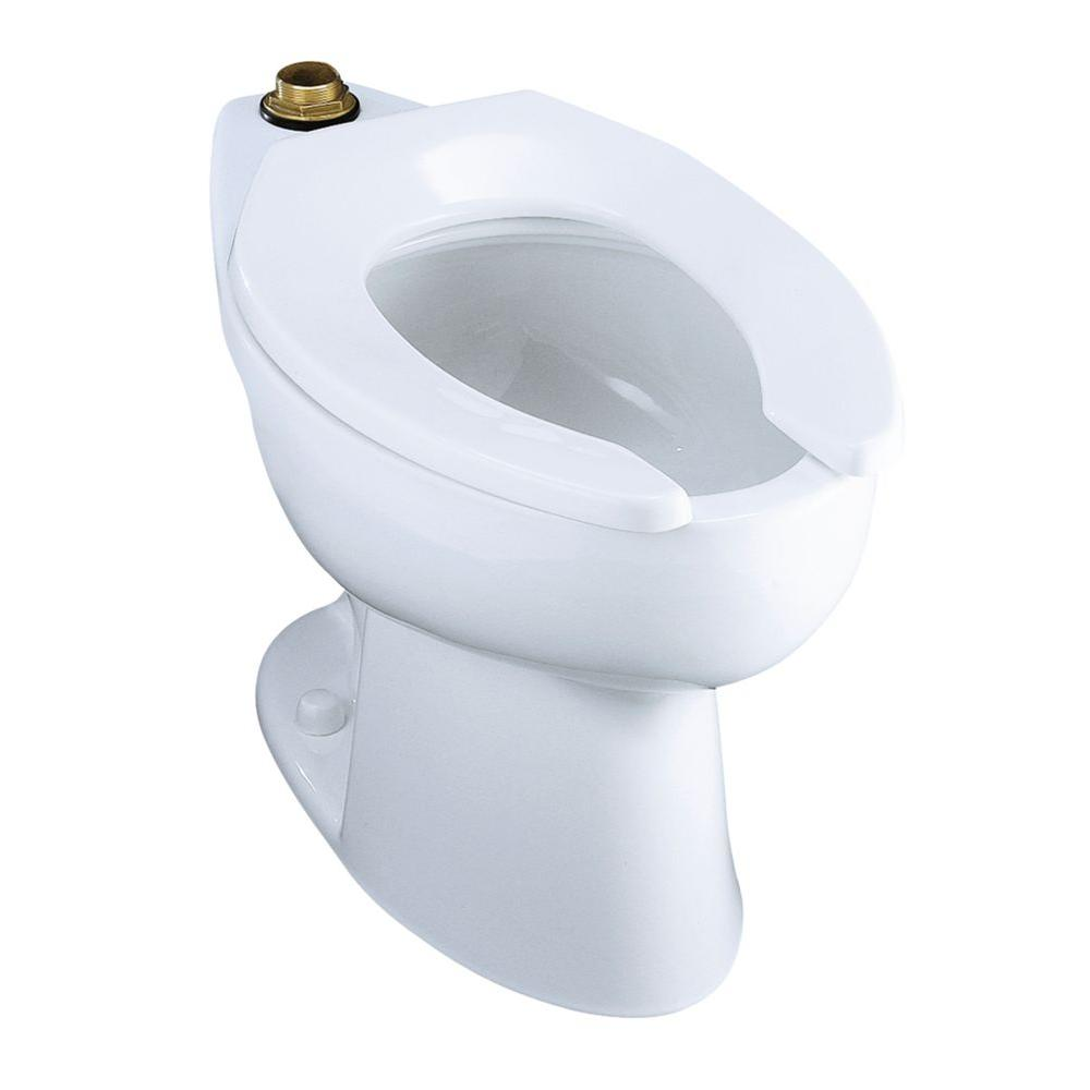 KOHLER HIGHCREST  ADA ELONGATED TOILET BOWL ONLY WITH TOP INLET ...