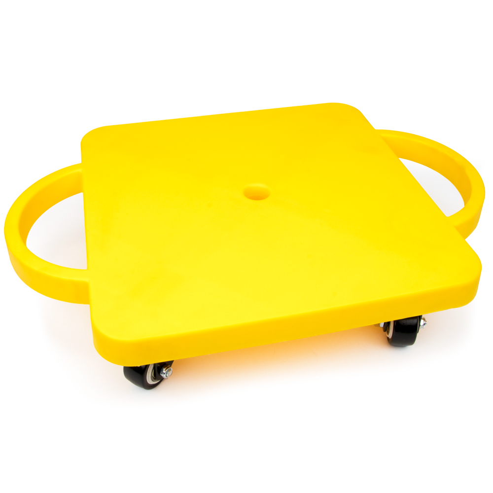 Super Scooter, Yellow