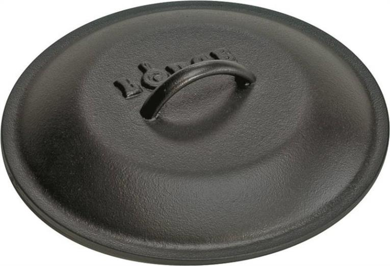 COVER SKILLET CAST IRON 8 IN