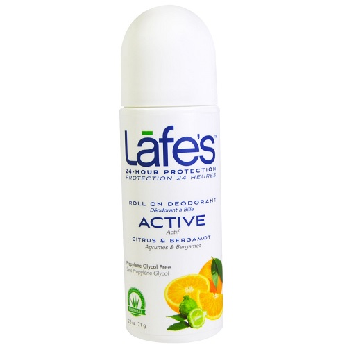 Lafes Roll-On Deodorant Active (1x25 OZ)