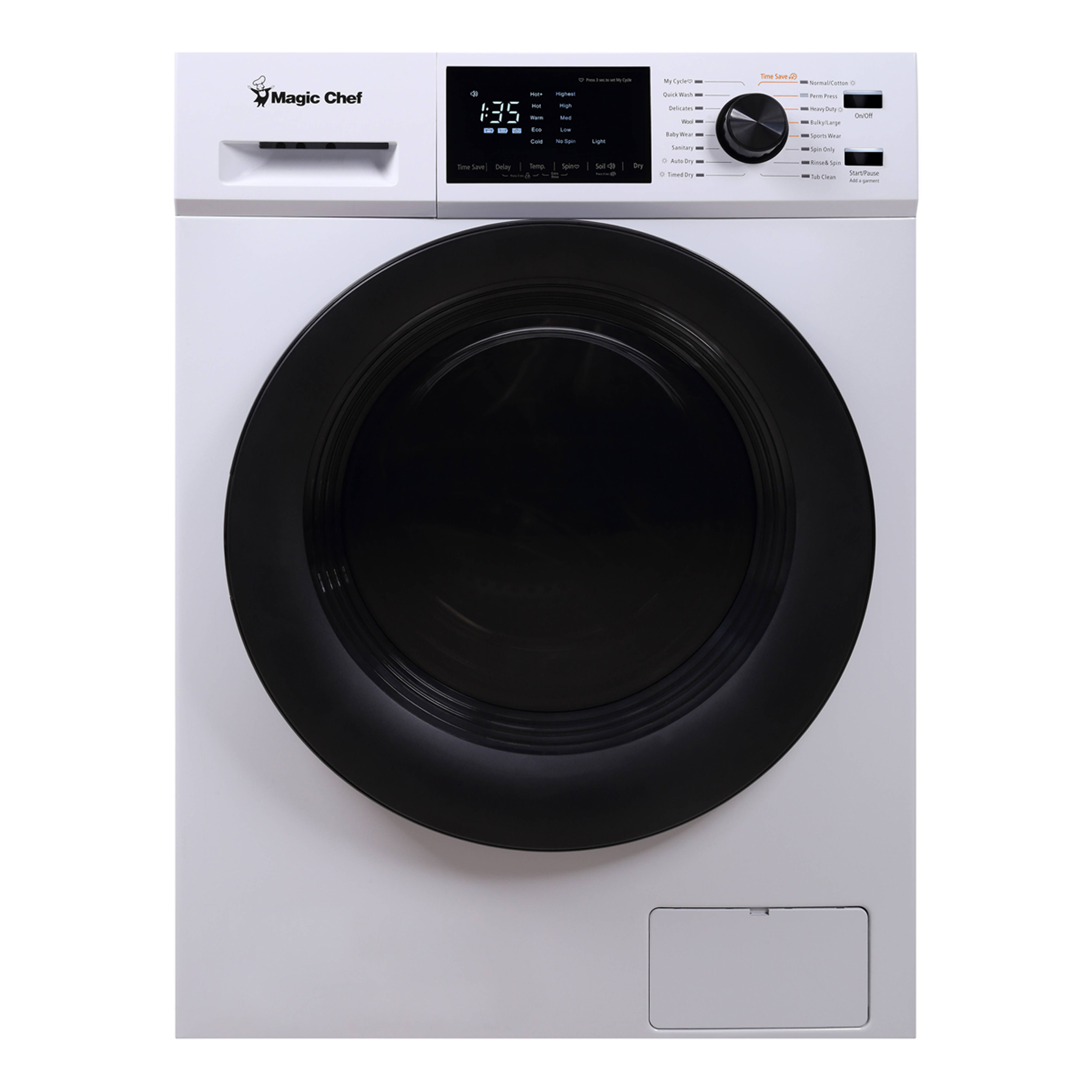 2.7 Cu Ft Washer Dryer Combo
