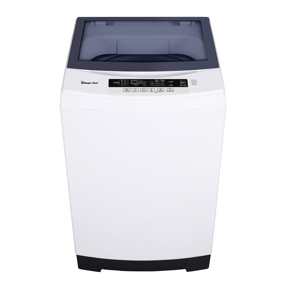 3.0 Cu Ft Topload Compact Washer