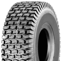 Martin Wheel 606-2TR-I Tubeless Tire Turf Rider, For Use With 6 X 4-1/2 in Wheel