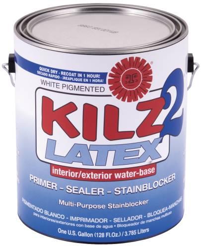 Only $33.33 KILZ 2 WATER BASED SEALER/PRIMER/STAIN BLOCKER GALLON ...