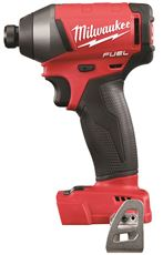 MILWAUKEE� M18 FUEL� HEX IMPACT DRIVER, 1/4 IN., TOOL ONLY