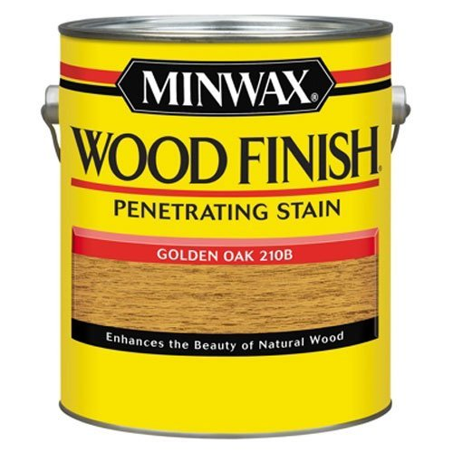 1-GALLON GOLDEN OAK WOOD STAIN