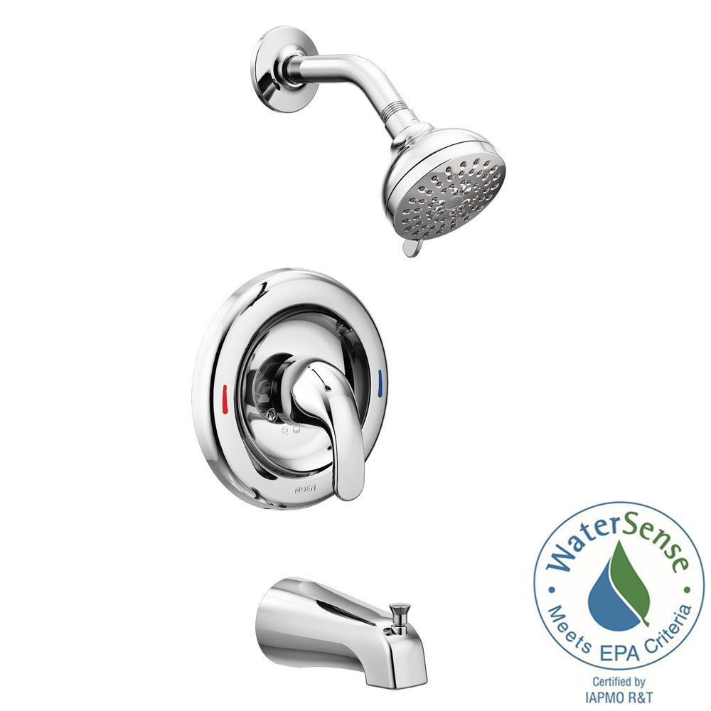 Only $116.36 82603 1H TUB SHOWER FAUCET 026508271698 82603 MOEN ...