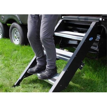 MORryde Fold Up Entry Step Tall 3 Step 30-32