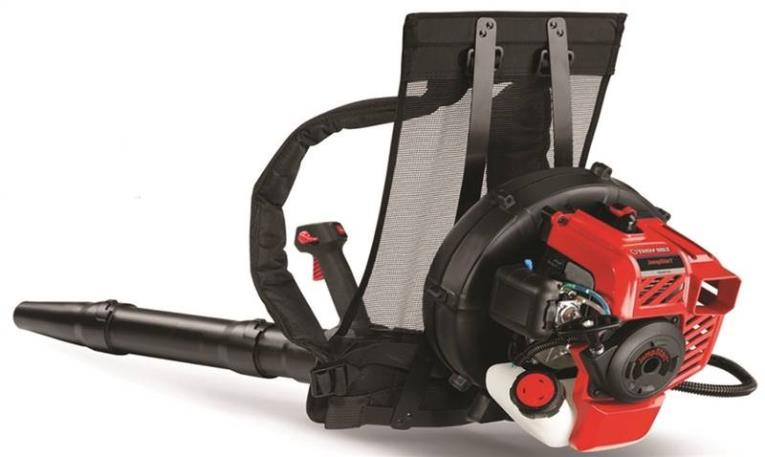 MTD 41AB2BEG766 Blower, Push-Button Electric