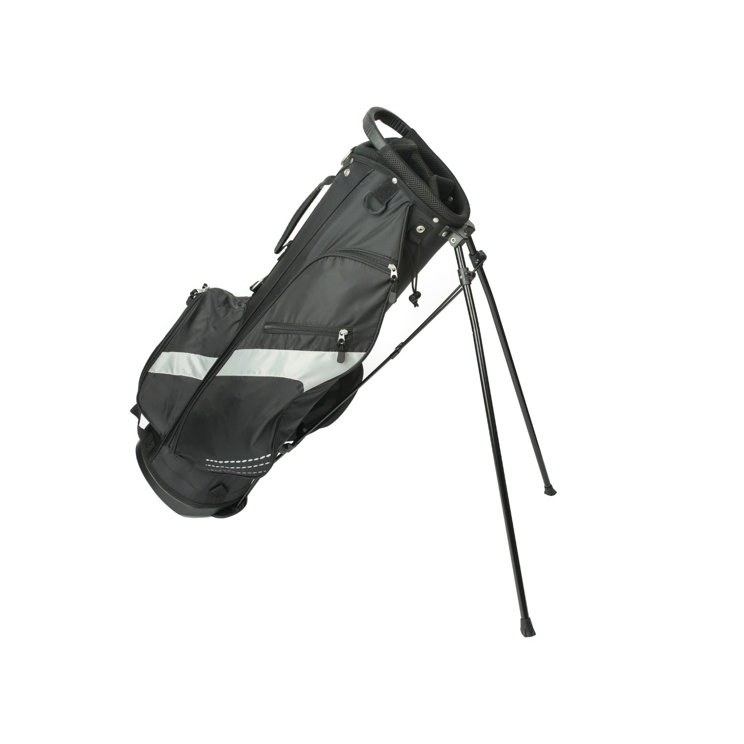Tour X SS Golf Stand Bags-Black Charcoal