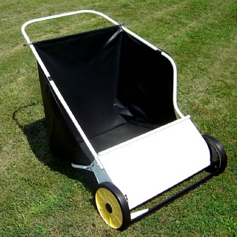 Only 200 69 26 Deluxe Push Lawn Sweeper 022091013691 B 369 Mid West Products Inc