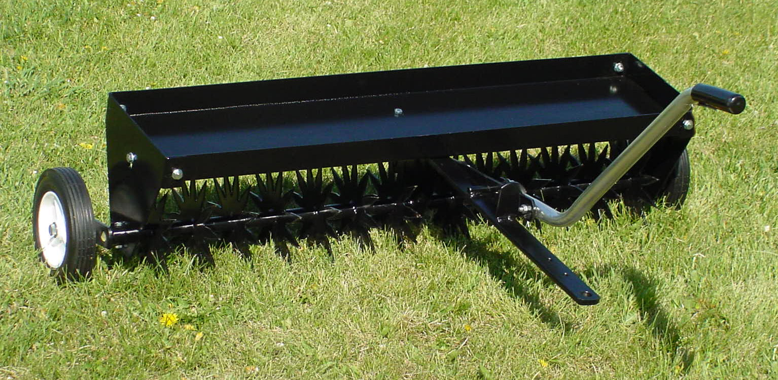 "40"" TRAILING SPIKE AERATOR"