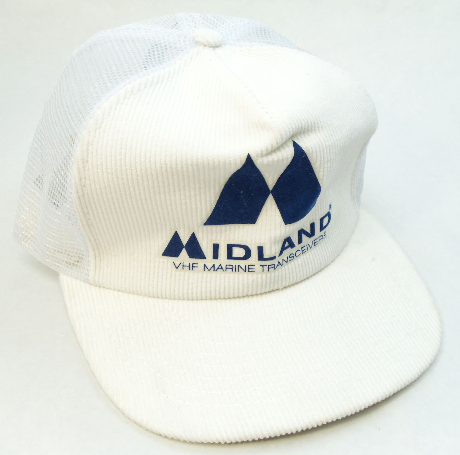 MIDLAND HAT (WHITE)
