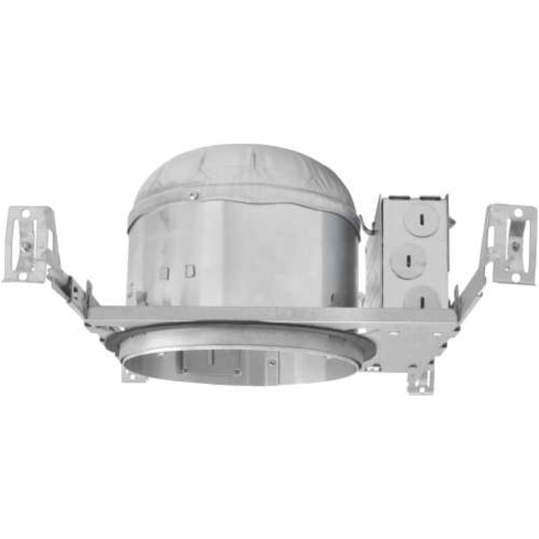 Only MONUMENT RECESSED LIGHTING NEW CONSTRUCTION IC LINE VOLTAGE AIRTI