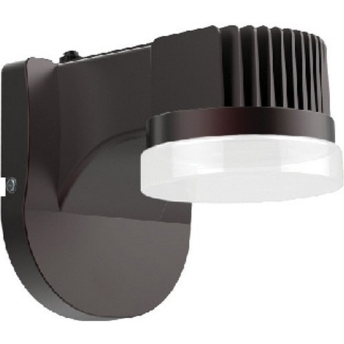 LED Entryway/Walkway Lighting 5000K Bronze 120V