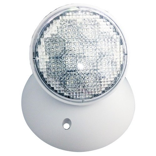 Remote LED Emergency Lamp Head 1 Head