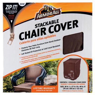 AA Stacking Chair Cov 30x27x48