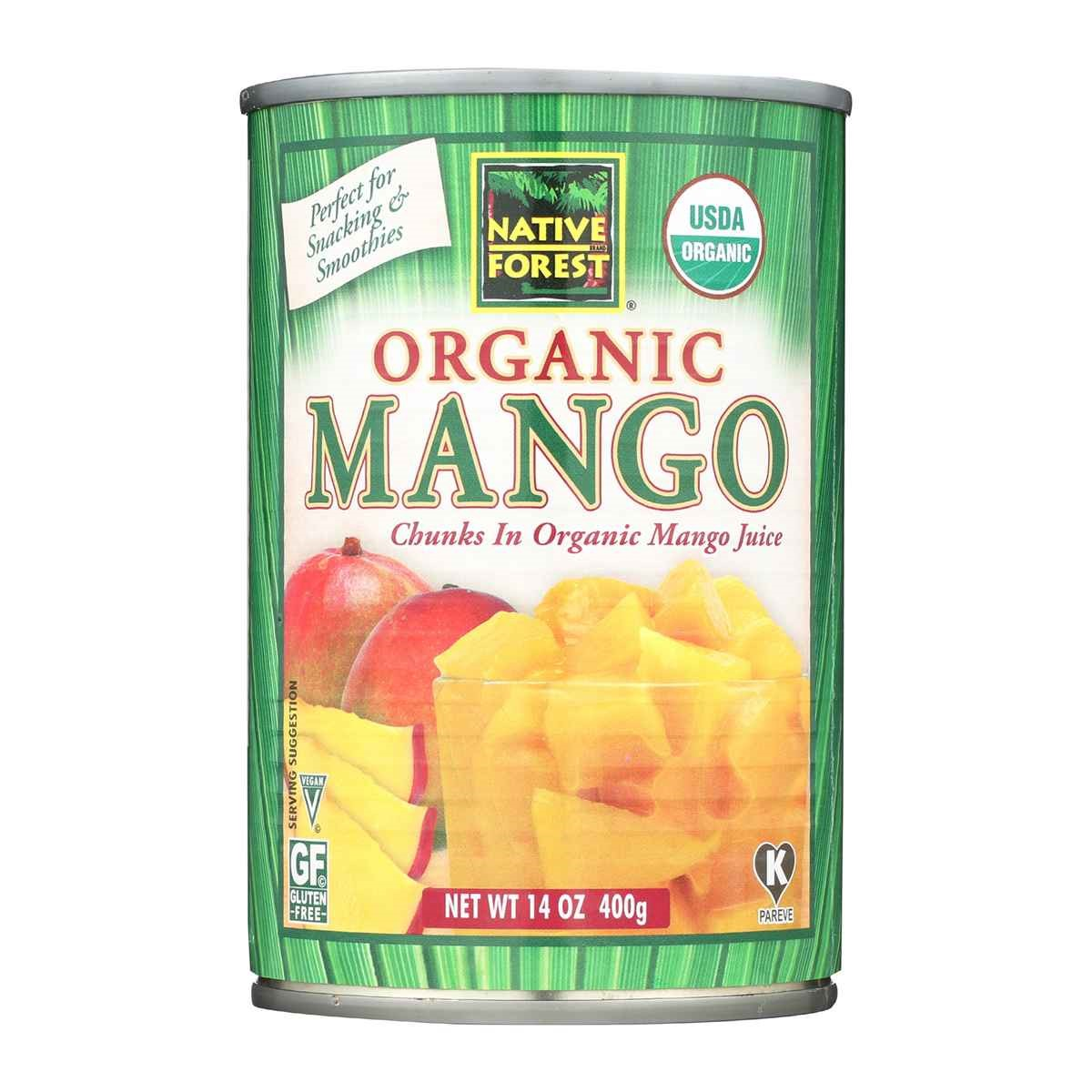Native Forest Mango Chunks (6x14 Oz)
