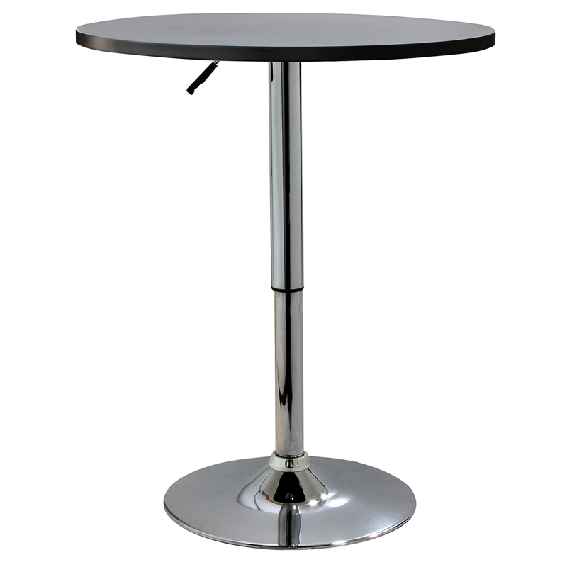 AmeriHome Classic Wood Top Bistro Table - Round