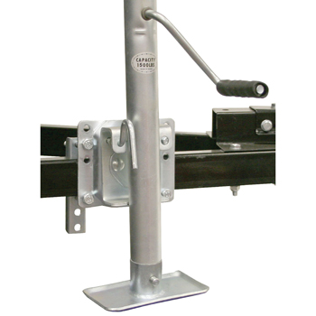 Sportsman Series 1500 Lb 2-In-1 Trailer Jack