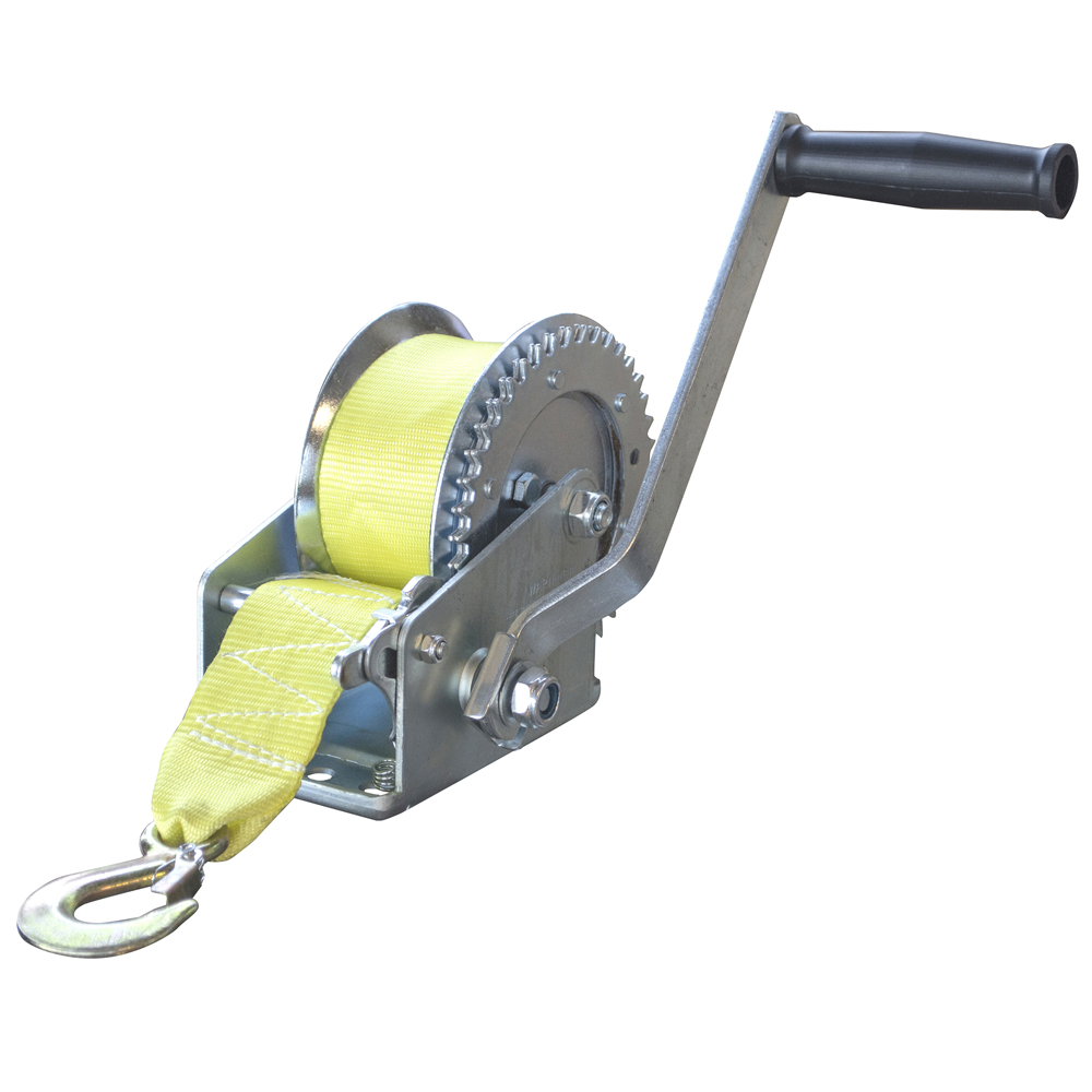 Sportsman Series 1400 Lbs Hand Winch with Hook