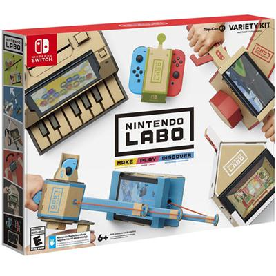 Nintendo Labo Toy Con Var Kit