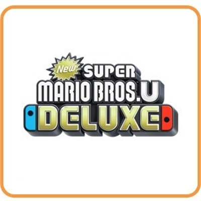 New Super Mario Bros U NSW