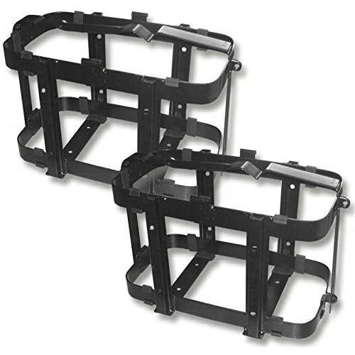 NATO Jerry Can Holders (Pair) - Lockable! (OFF-ROAD VEHICLE EQUIPMENT)