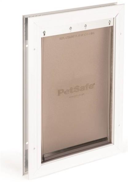 Only door pet aluminum medium 729849115996 hpa11 11599 pet safe - Safe pet dog doors ...