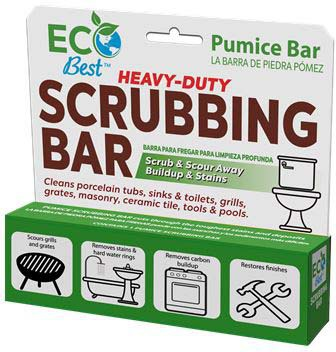 ESB1 ECO BEST PUMICE SCRUB BAR