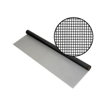 3003955 36 IN. X84 IN. CHROME FIBERGLASS SCREEN